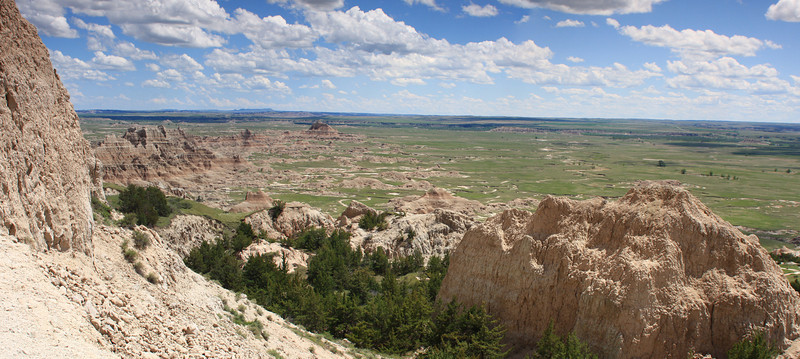Badlands Panorama 3