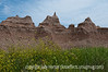 Super windy day in the Badlands of South Dakota; best viewed in the larger sizes