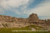 Badlands of South Dakota; best viewed in the largest sizes