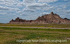 Badlands National Park in South Dakota; best viewed in the largest sizes