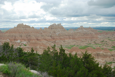 Badlands of South Dakota 2010