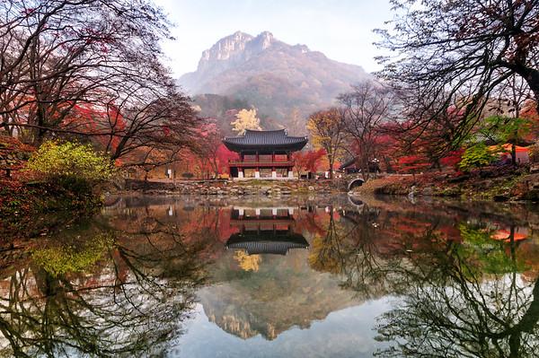 Baegyangsa Temple 2015