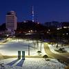 Baekbeom Plaza, Mt. Namsan