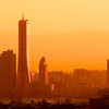 Orange Sunset, Yeouido