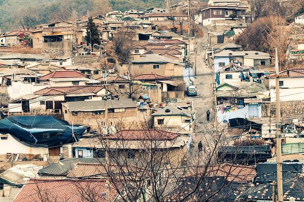 Baeksa Village, Seoul