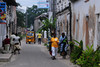 a street in old Bagamoyo