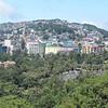 Burnham Park in the heart of Baguio