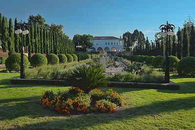 Baha'i Gardens and Shrine - Akko & Haifa, Israel