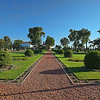 Pathway Baha'i Gardens, Akko