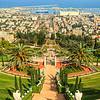 Baha'i Gardens & Shrine, Haifa