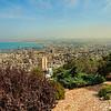 Port City of Haifa, Israel