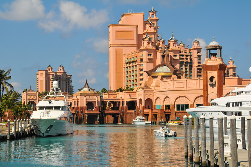 Atlantis Resort on Paradise Island - February 2011