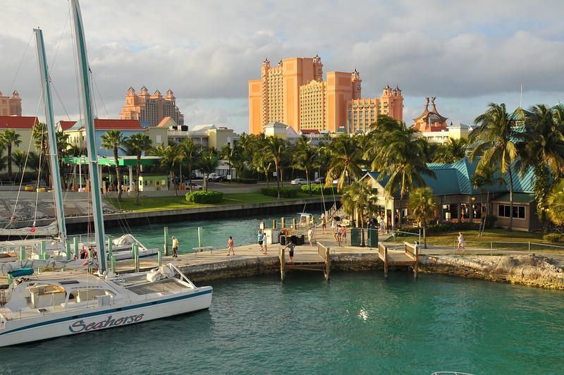 The Atlantis Resort - February 2011