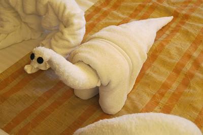 Towel Dino
