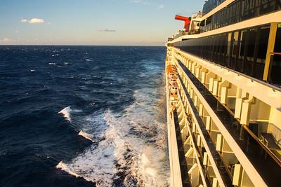 sunset starboard