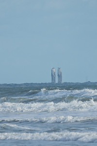 Kennedy Space Center Launch towers
