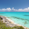 View from the Salt Marker, Williams Town, Little Exuma