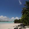 Ocean Bight beach at low tide