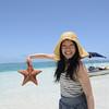 Found a starfish right off of a sandbank in Elizabeth Harbor