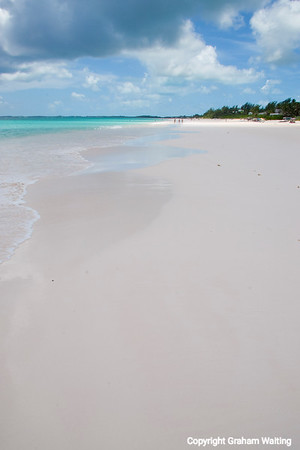 Coral Beach on Harbor Island