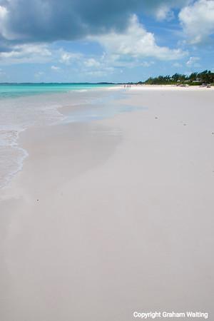 Coral Beach on Harbor Island