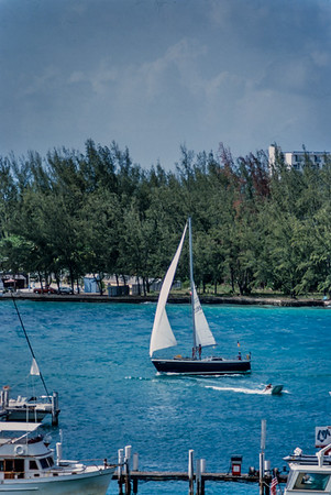 Bahamas Trip 1 July 1979