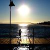 Girl in Pier*S