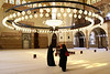 Our tour at Ahmed Al-Fateh Grand Mosque