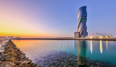 The United Tower- Bahrain Bay