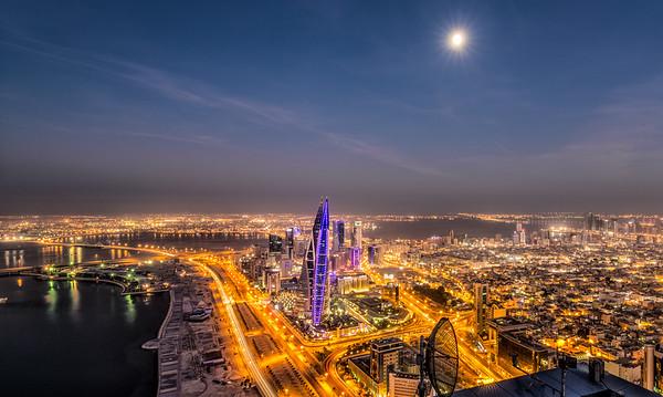 Bahrain _ Sky view