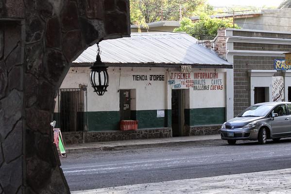 San Ignacio 18<br /> Travel and information center in San Ignacio, in Baja California.