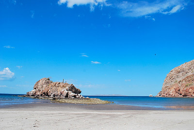 Playa Punta Aguja - hard to find, hard to get to