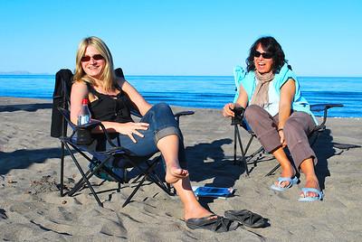 beautiful first afternoon at Playa el Cobre