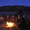 Lagerfeuer-Romantik an einem schönen Plätzli - Camp Poza de Leon