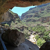 Cueva Pintada a 150 meter long cave with paintings