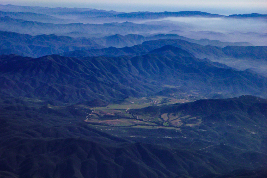 The Mountains of Baja