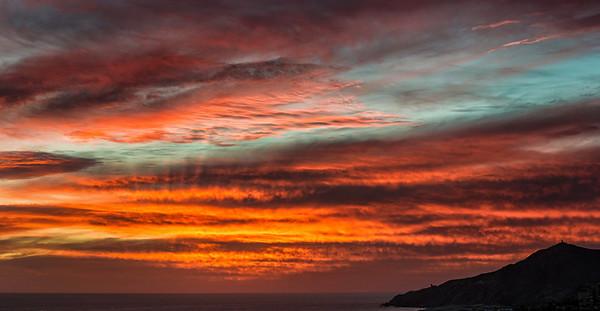 Pedregal Sunrise