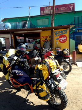 Ok OK  lets stop for some more taco's :)  Street food in Mexico is the jewel of down here.<br /> I  love to eat off the street venders all the time and it is awsome.... one simple rule eat where all the locals are eating and your good.