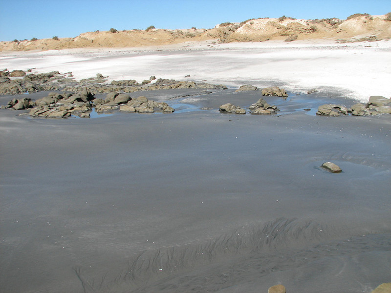 Bahia Asuncion to La Bocana  Shell Beach.
