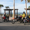 Malecon at Puerto Penasco, Was recently redone and is really nice!