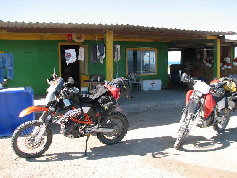 Toto's Malarrimo fish camp
