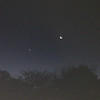 Cool pics of planets in sunrise sky the morning we were leaving from my back yard!!!