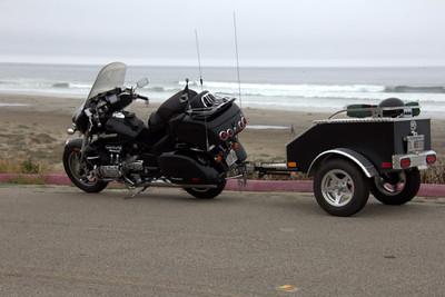 Bakersfield to Monterey