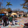 The Spanish Village art center in Balboa Park, San Diego.