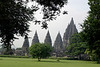 Prambanan, a World Heritage Site.