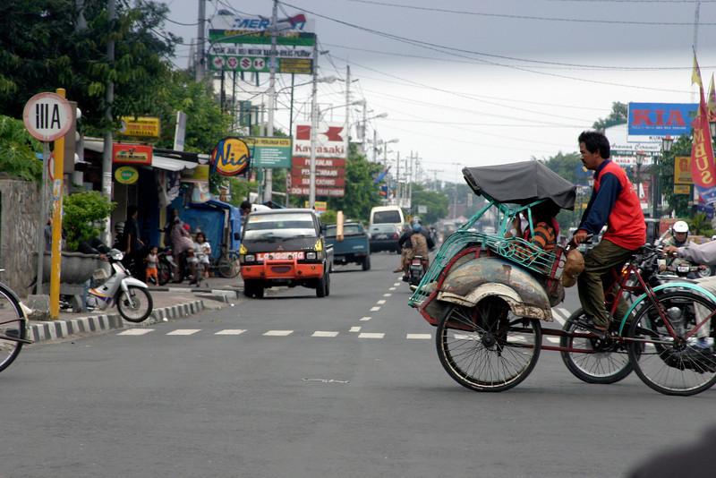 Beautiful Downtown Jogjakarta