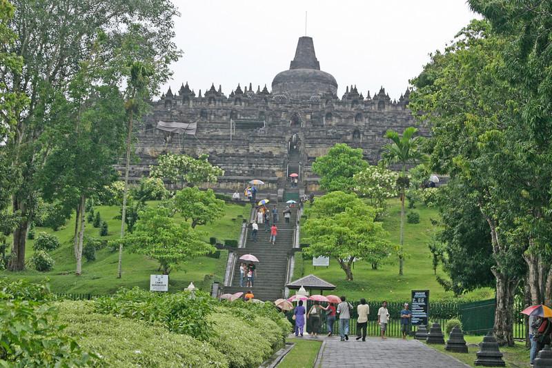 Borobudur, a World Heritage Site