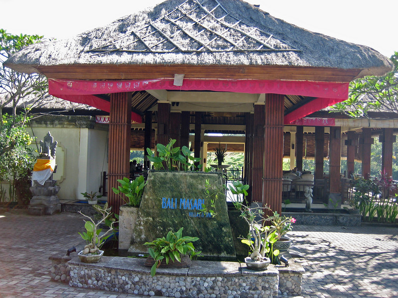 Our home, Bali Masari.  Would go back in a heartbeat.  Only 12 villas, excellent staff, quiet & peaceful -- unlike the major resorts down on the beach strip.