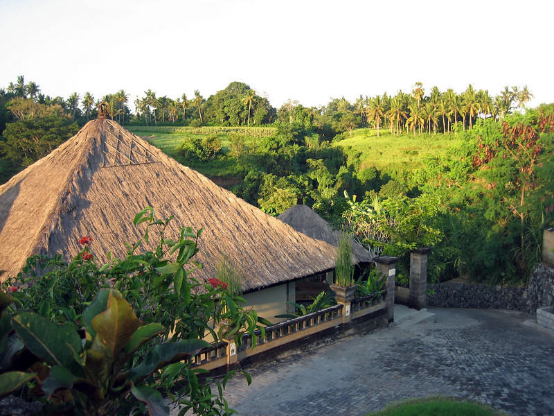 Bali Masari in the late afternoon.