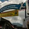 Candikuning Market sign
